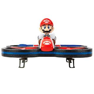 Carrera Remote Control Nintendo Mario Copter MarioKart 8 Quadcopter, remote control toy