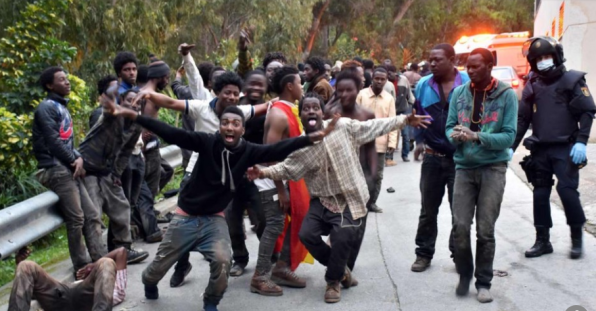 Spain Orders Mass Deportation of African Migrants