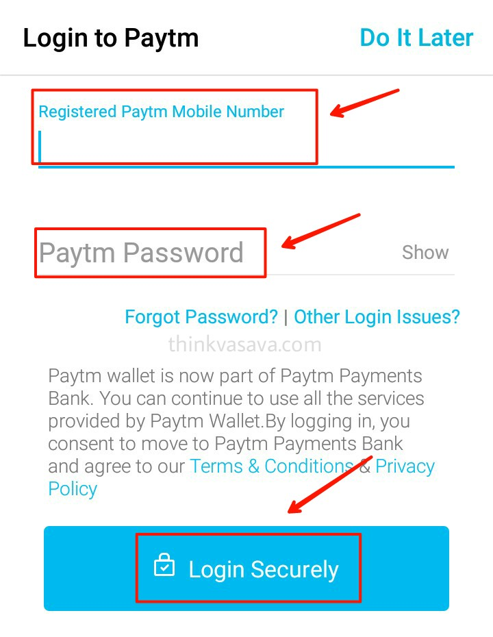 Paytm Se Bank account Or Wallet me Money Transfer kaise kare