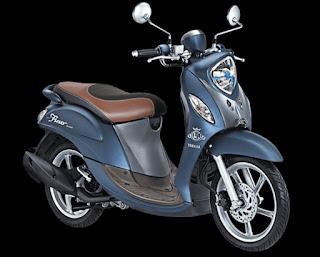 Spesifikasi Yamaha New Fino 125 Blue Core Terbaru 2017 Edisi Ban Lebar