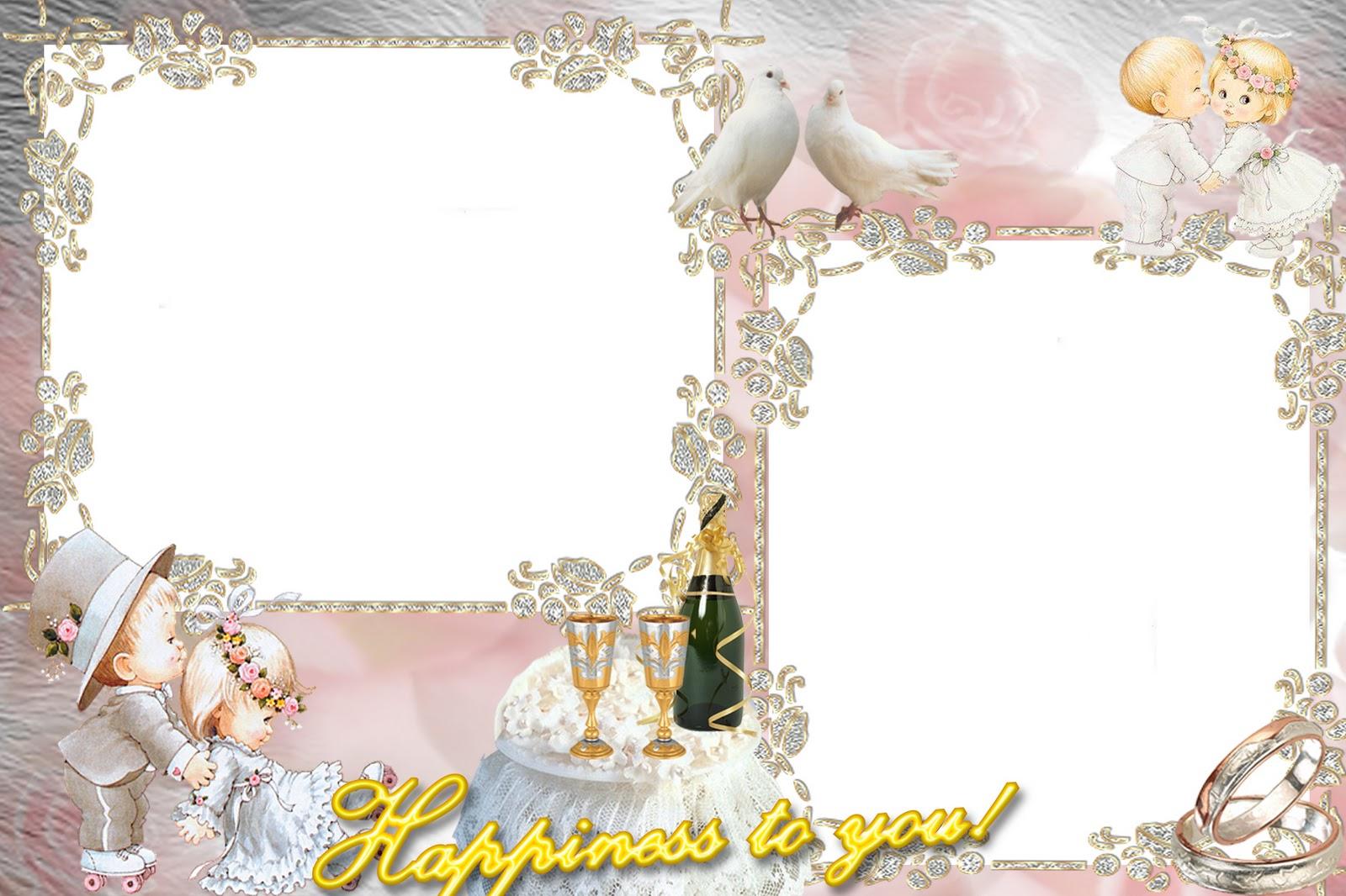 Открытки и шаблоны с днем свадьбы фотошоп, открытка отправить телефон