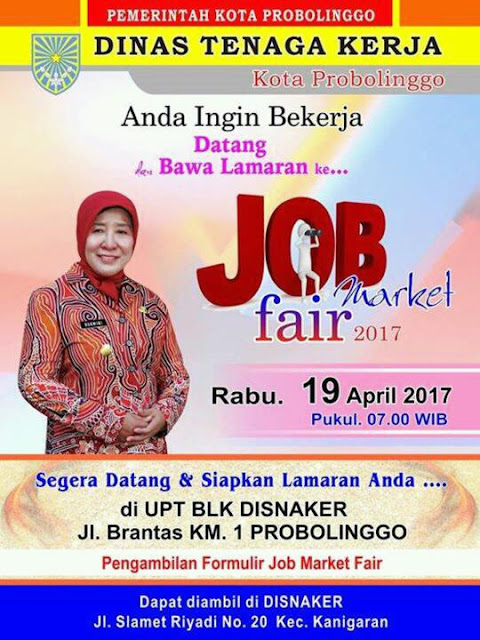 Info-karir-job-market-fair-kota-probolinggo-april-2017