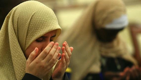 berdo'a untuk diberikan keistiqamahan