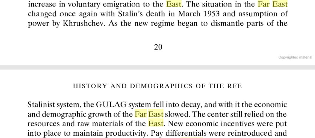 the russian far east davis susan f