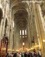 Iglesia de San Eustaquio, París