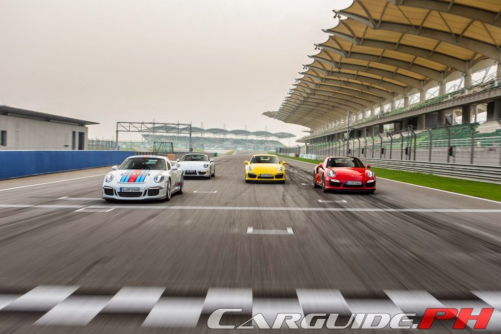 Beyond The Limit Porsche Tracks The 911 Turbo S And 911 Gt3 Carguide Ph Philippine Car News Car Reviews Car Prices