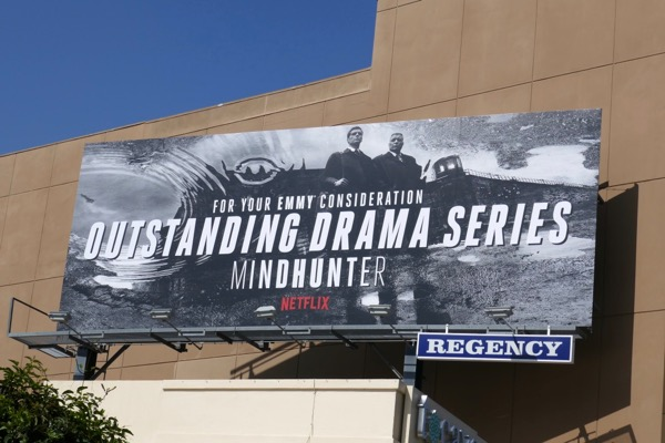 Mindhunter season 1 Emmy FYC billboard