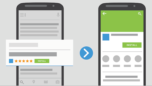 Google mobile App Indexing
