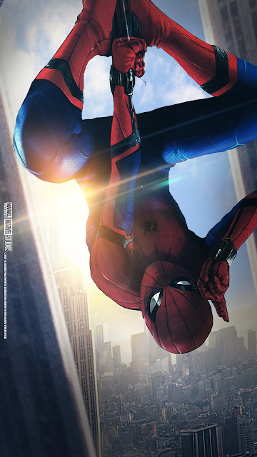 Marvel Spoiler Oficial: Nuevo Wallpaper de Spider Man Homecoming