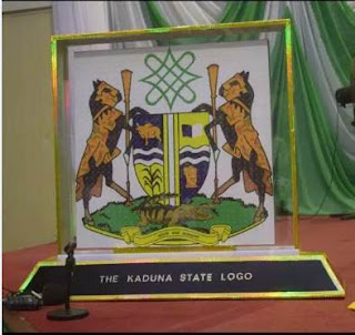 Kaduna state has launched a new coat of arms as seen in this picture