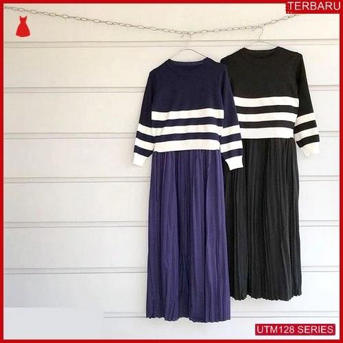 UTM128A56 Baju Arelia Muslim Set Dewasa Atasan UTM128A56 080 | Terbaru BMGShop