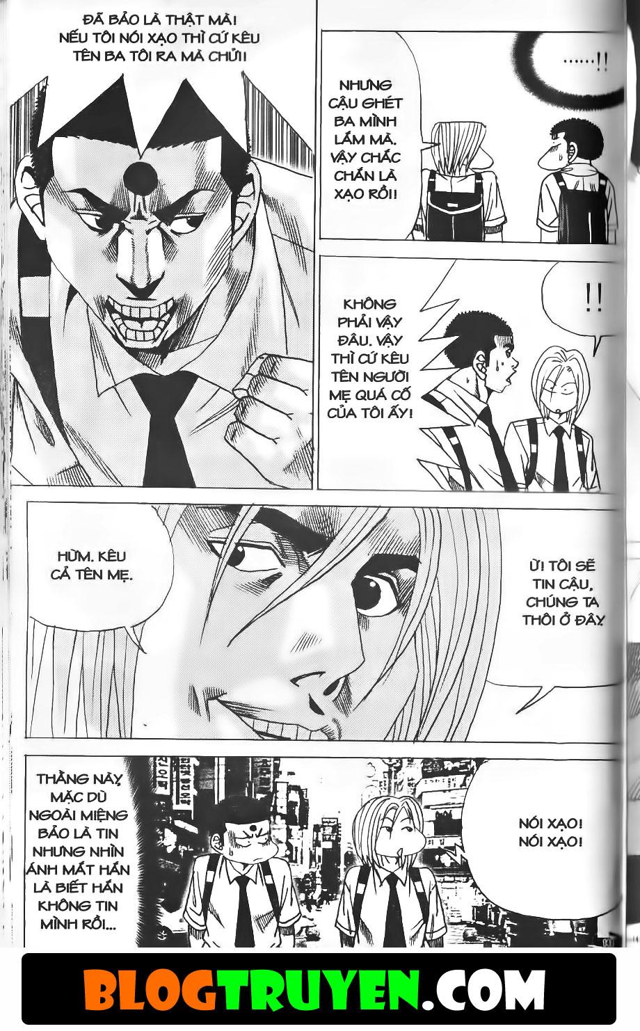 Bitagi - Anh chàng ngổ ngáo chap 182 trang 13