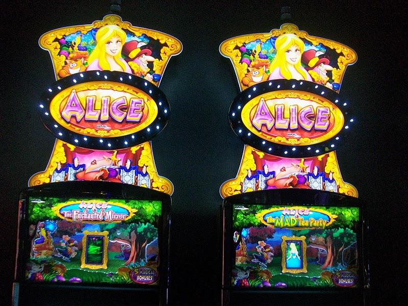 Film sulle slot machine