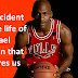 An Incident in the life of Michael Jordan that inspires us