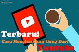Youtube Update! Cara Terbaru Menghasilkan Uang Dari Youtube