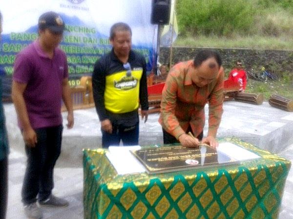 Batur Enduro Challenge - Panggung Seni Budaya Dewi Danu Batur