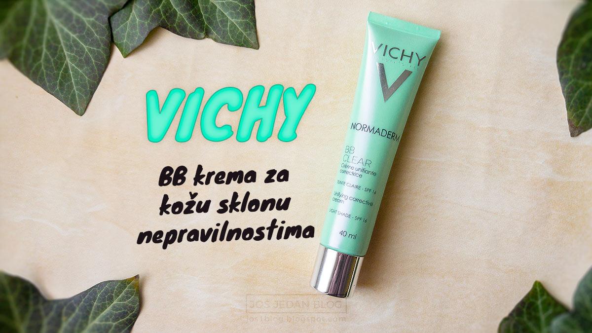 Vichy Normaderm BB tonirana krema za kožu sklonu nepravilnostima - recenzija, utisci, cena, gde kupiti, blog
