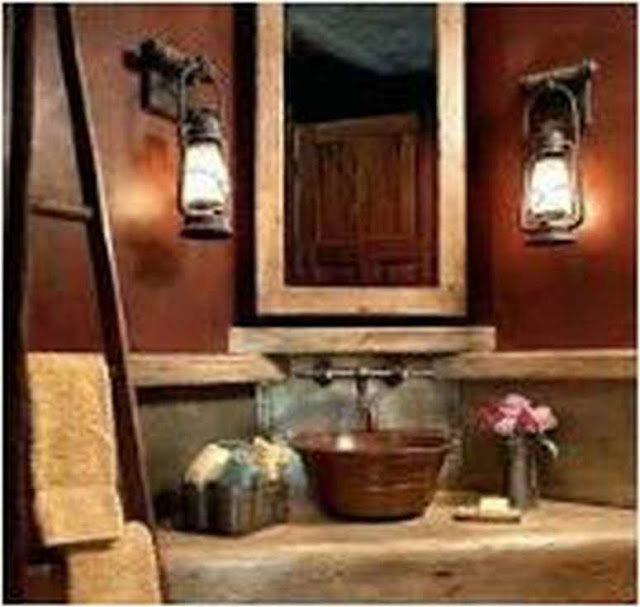 Small Rustic Bathroom Ideas On A Budget  RB UP