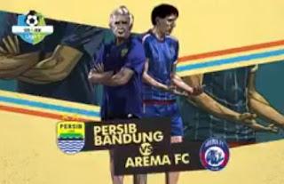 Susunan Pemain Persib vs Arema FC