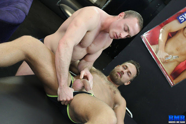 Breed me Raw - Logan Moore and Jacob Durham