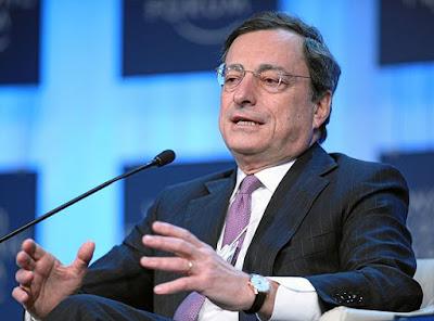 欧州中央銀行総裁 マリオ・ドラギ