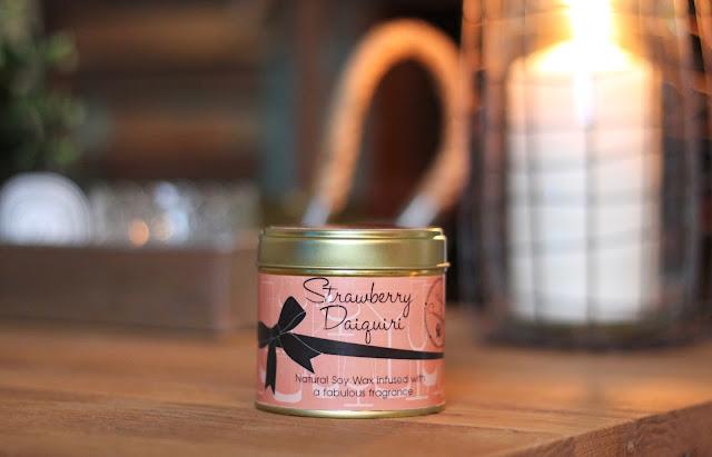 Kiss Air Strawberry Daiquiri Candle Review
