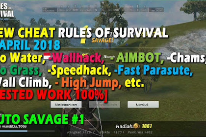 Cheat Rules of Survival Asparagin 2.0 Update 2-3 April 2018