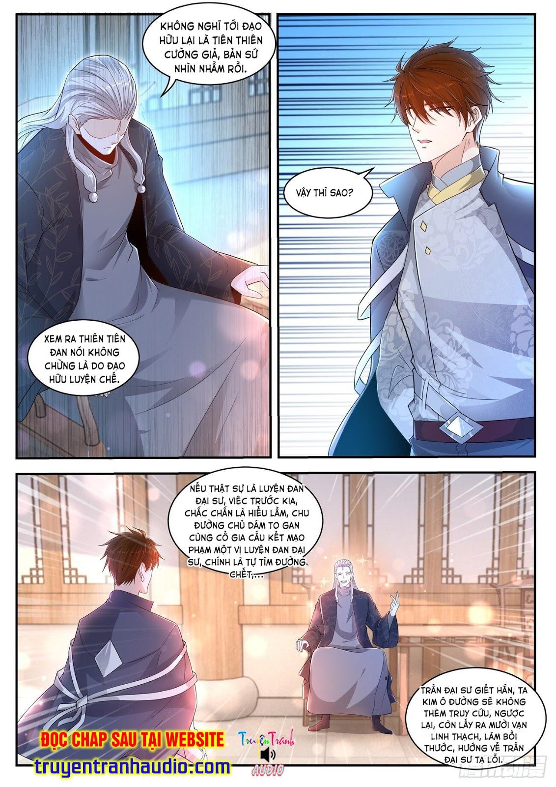 Trọng Sinh Đô Thị Tu Tiên chap 419 - Trang 3