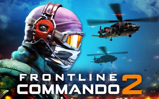 FRONTLINE COMMANDO 2 MOD APK [Unlimited Money] V3.0.3 - Android Games