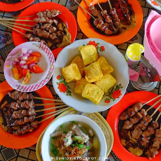 wisata kuliner sate kambing di brebes