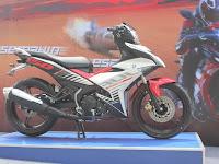 Yamaha MX 150 Kuasai Pasar Moped 150 cc