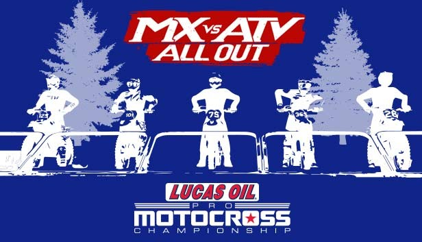 MX vs ATV All Out 2019 AMA Pro Motocross Championship PC Game Download