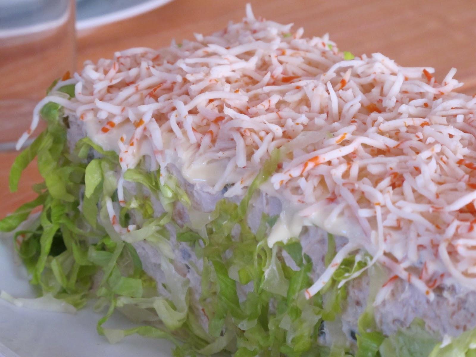 La Gata Curiosa Tarta Salada De Pan De Molde
