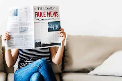 4 Cara Membedakan Berita Hoax Dan Fakta, Ala Netizen Cerdas