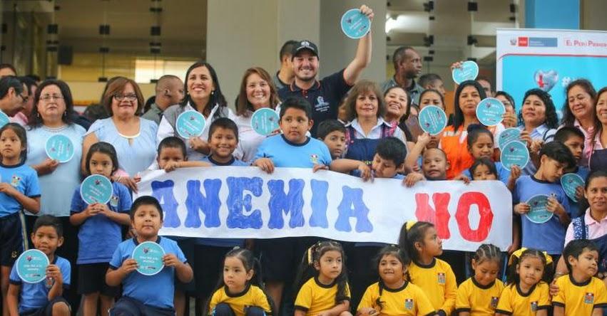 MINEDU: La anemia afecta capacidad de aprendizaje de los escolares - www.minedu.gob.pe