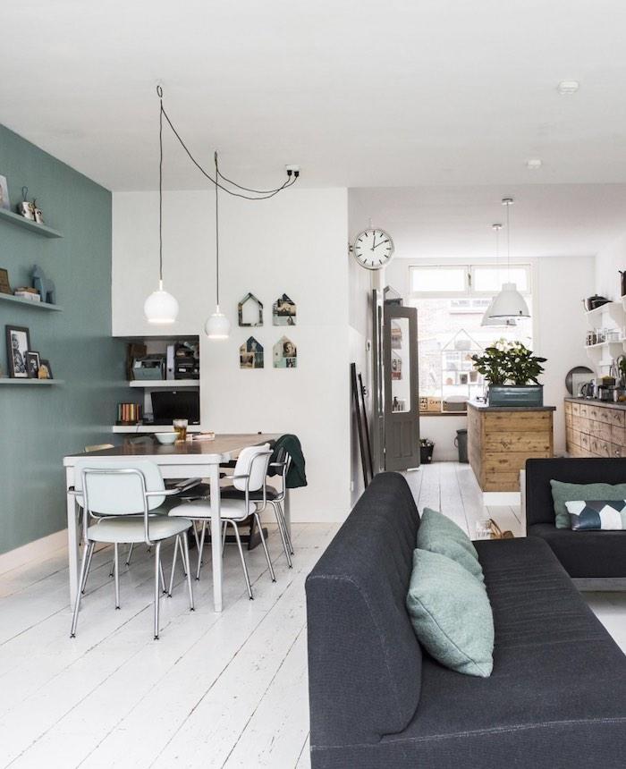 una pizca de hogar estilo industrial en una casa con ni os