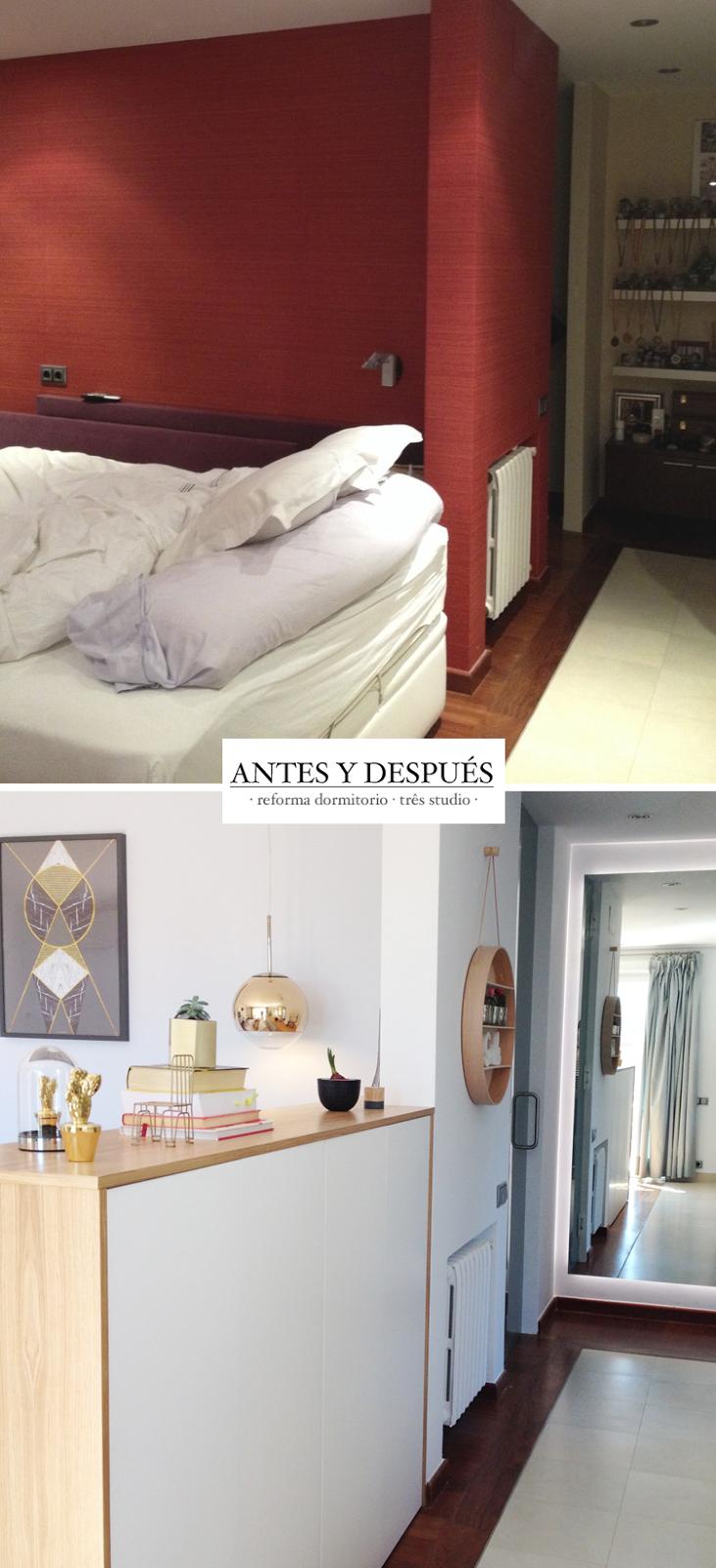Trabajos tr s la reforma de un dormitorio de estilo for Estudiar interiorismo online