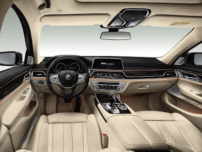 Interior BMW 7 Series
