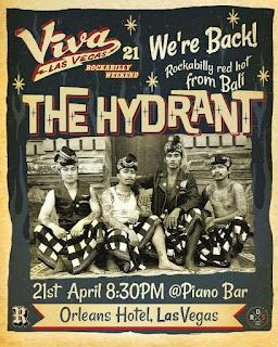 Poster The Hydrant tampil di Viva Las Vegas #21