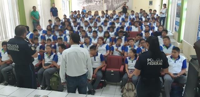 POLICÍA FEDERAL IMPARTE PLÁTICAS DE PREVENCIÓN DE DELITOS CIBERNÉTICOS A JÓVENES UNIVERSITARIOS EN TAMAULIPAS