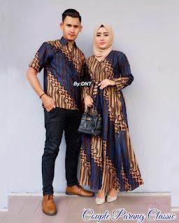 5 Baju Couple Lebaran 2019 Yang Sedang Hits