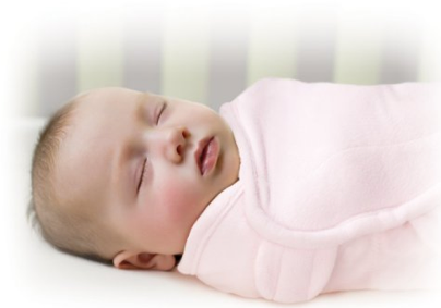 Amazon: Summer Infant SwaddleMe Microfleece Adjustable Infant Wrap Only $4.49