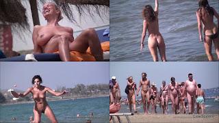 Nude Euro Beaches 2015. Parts 2, 4.