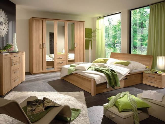 Dormitorios Color Verde Dormitorios Colores Y Estilos