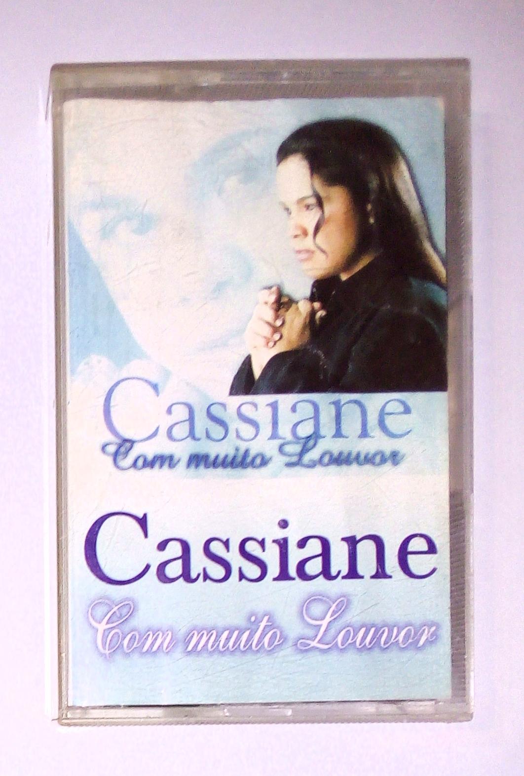 cd cassiane com muito louvor 1999 playback
