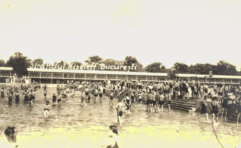 Strandul Kiseleff ( Strandul Tineretului )