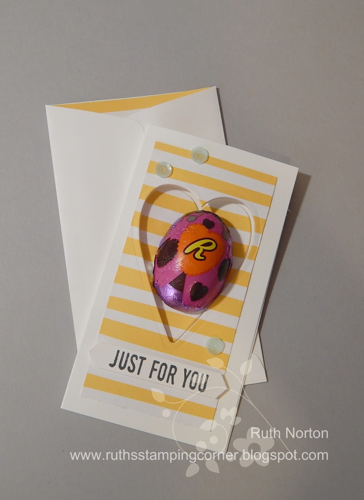 Ruths Stamping Corner Love Bug Note Cards