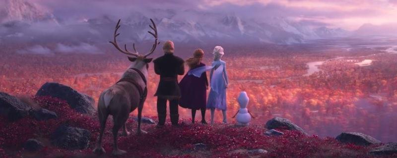 Primer avance de Frozen 2