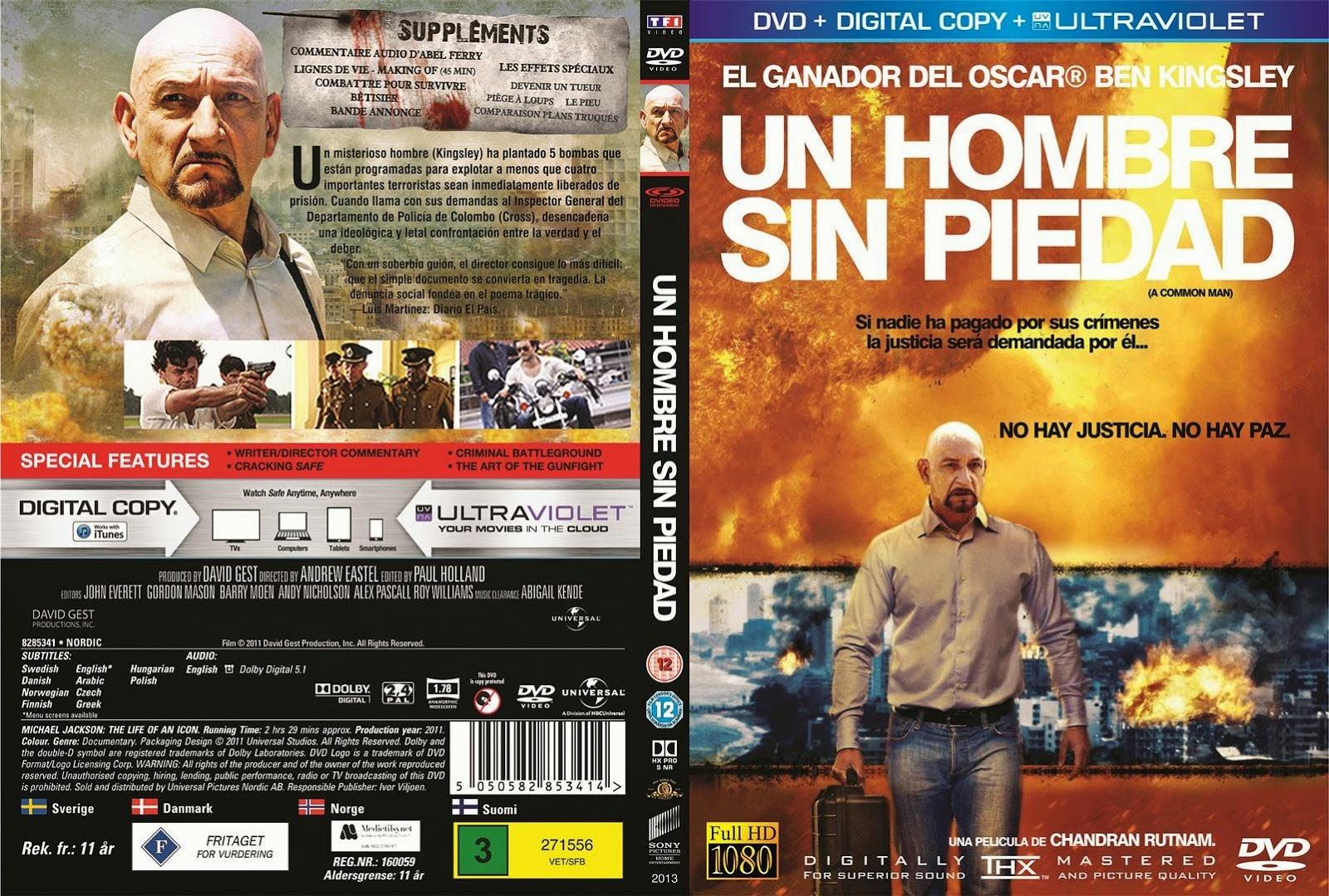 Cover: a common man dvd A Common Man Dvd