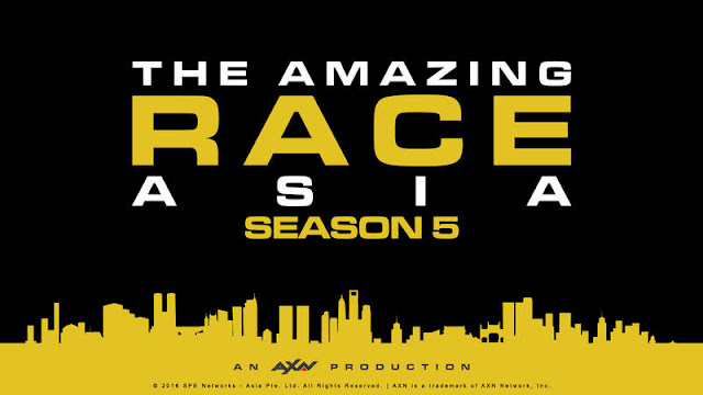 The Amazing Race Asia Season 5